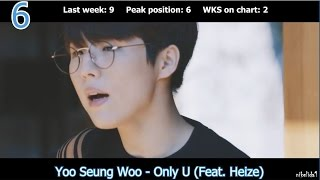 Video Korean Music Chart - Top 10 Singles (OCTOBER 13, 2016) download MP3, 3GP, MP4, WEBM, AVI, FLV November 2017