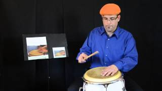 AFRO-CUBAN TUTORIAL #1 by Javier Diaz: BEMBE CAJA