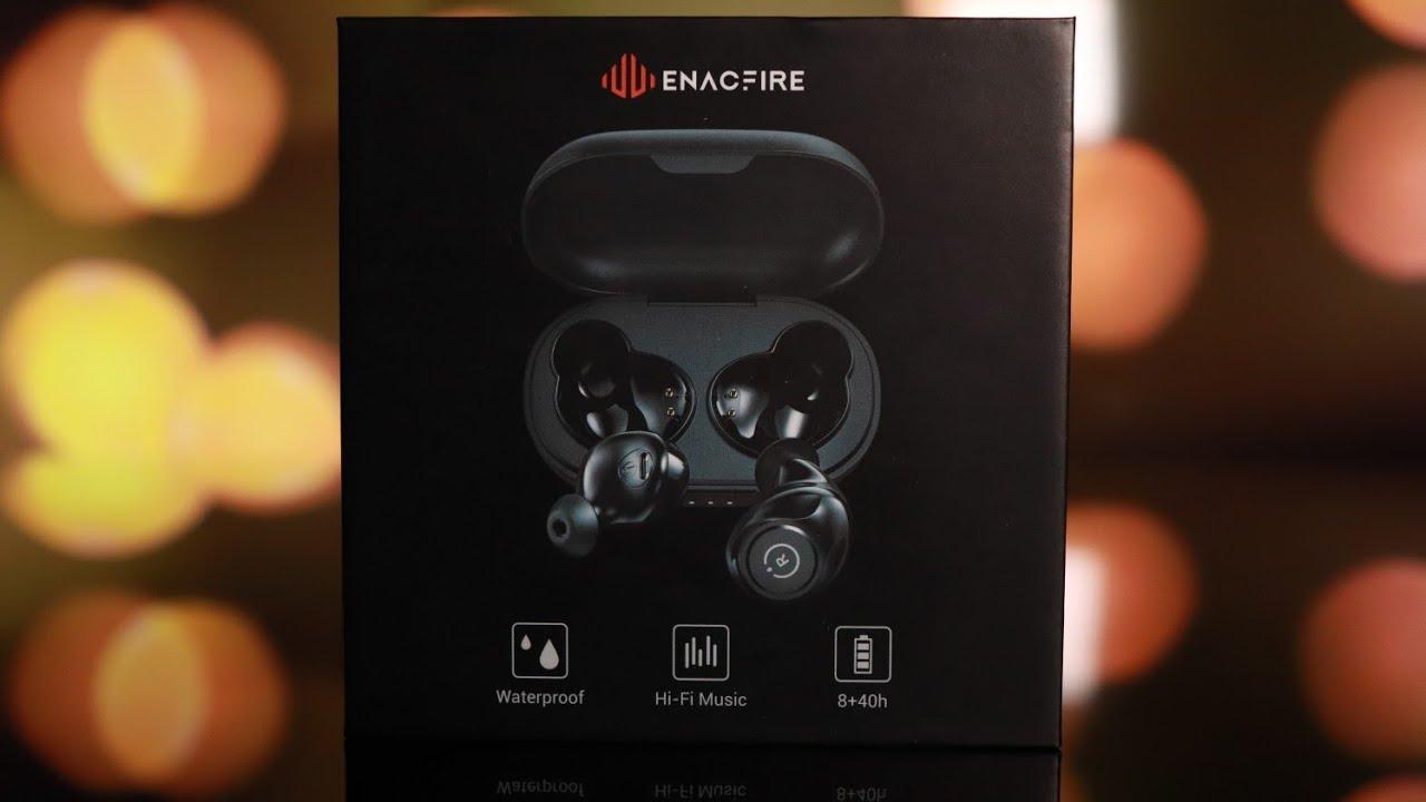 Descripción Auriculares Enacfire E60 True Wireless