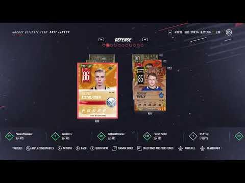 NHL 19 HUT I Sold My Team Again! 6+ Million Coins!