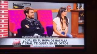 Celeste Sablich PeatonalTV 16/7