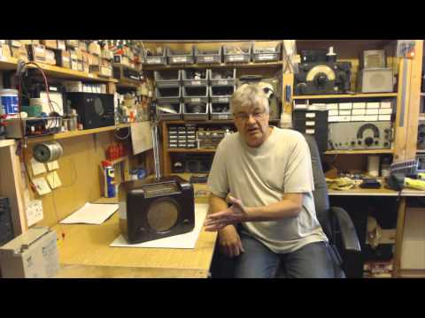 How to repair and restore vintage valve radios