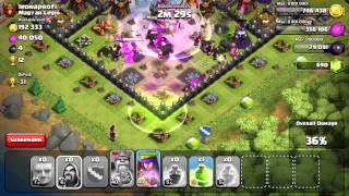 Clash of Clans - Weird Level 7 Giant Raids (WiGi? GiWiPe?)