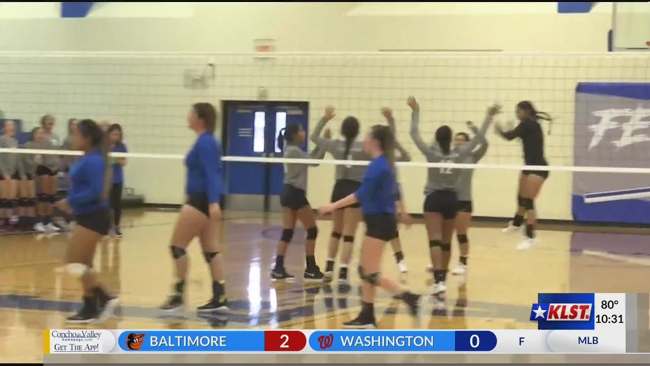 Fort Stockton Downs Lake View In Five Sets