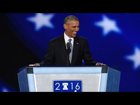 Barack Obama Speech At Democratic National Convention 2016. The Young Turks Reaction