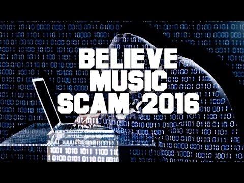 Believe Music Copyright Scam 2016