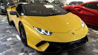 2019 Lamborghini Huracan Spyder Performante - Scuderia Graziani