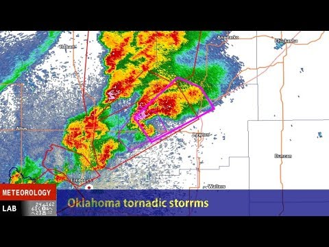 NIGHTLY WEATHER - Sat 10/21/2017 - LIVE - Storms coming into Oklahoma City / Moore / Norman