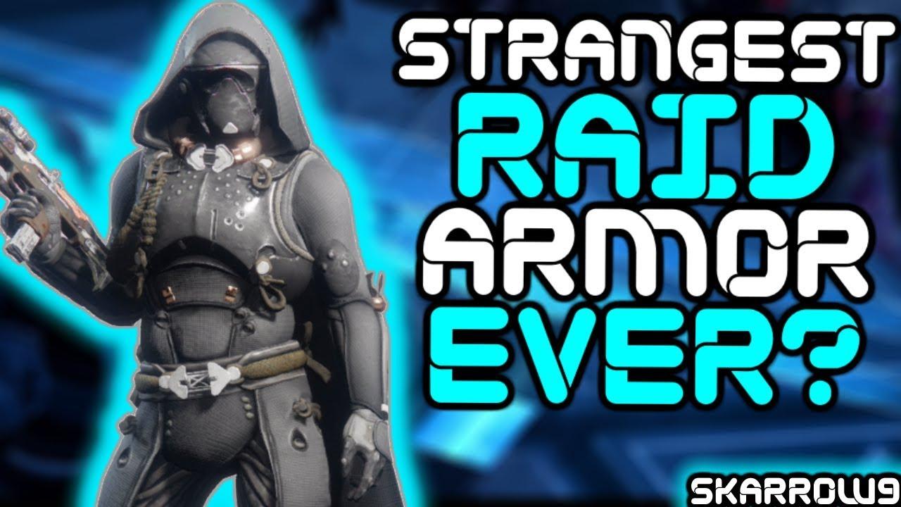 destiny 2 forsaken hunter armor