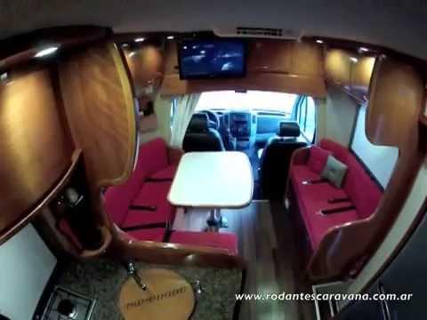 F 225 Brica Y Venta De Motorhome Caravana Mercedes Benz