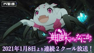 Watch So I'm a Spider, So What?  Anime Trailer/PV Online