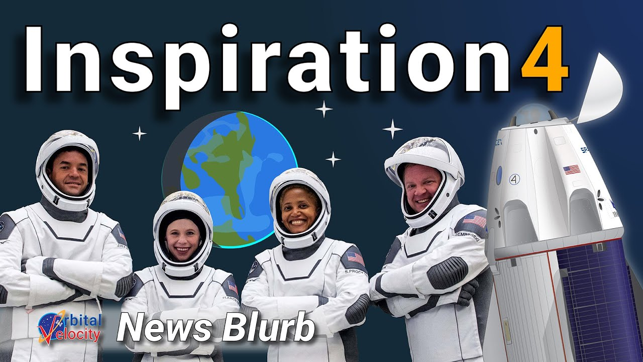 How to Watch Inspiration 4 Blast Off for the First All-Civilian Orbital ...
