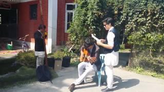 Aakashai ma chil udyo - deusi song