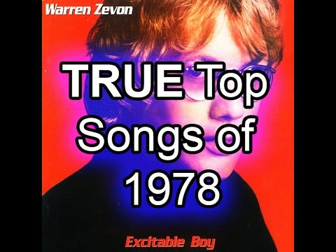 The TRUE Top 50 Songs of 1978 - Best Of List