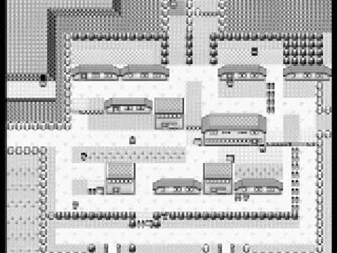 Pokemon Blue/Red - Cerulean City