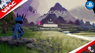 VRAC : Découverte Dreamscape un jeux de plateforme Made in Dreams épisode 1 PSVR/PS5