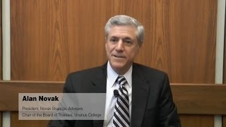 Liberal Arts: Alan Novak, Ursinus College