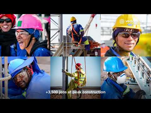 Vedanta Zinc International's Gamsberg Operation October 2018