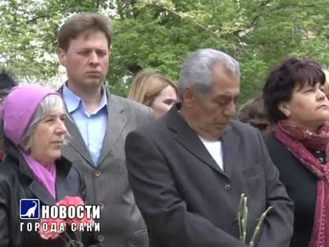 """Митинг у памятного знака """"Жертвам Чернобыля"""" - привью к видео xpPqMc4mlQQ"""