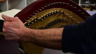 La Minute Camac : Ajuster et harmoniser - 60 Seconds with Camac Harps: adjust and harmonise