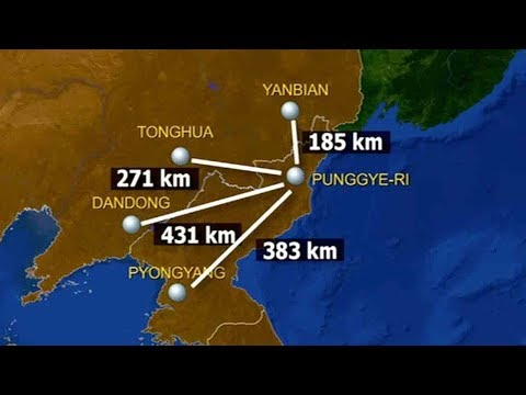 A look at the Punggye-ri nuclear test site that the DPRK is to destroy