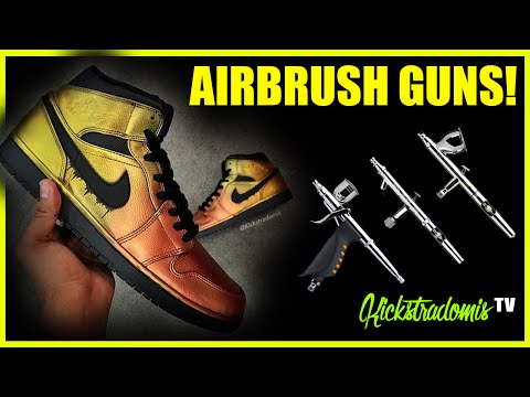 What Airbrush Gun to use?