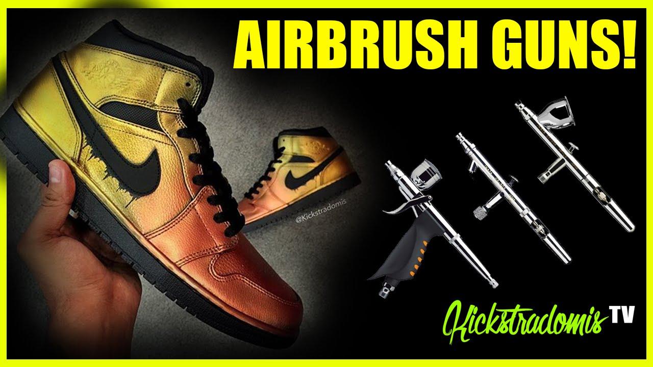 What Airbrush Gun to use? - YouTube