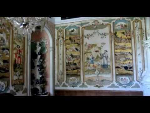 The BSchloss Baroque Beauties of Schloss (Castle) Eggenberg, Graz, Austria (set to Mozart)