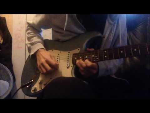 Escape The fate - I Alone Guitar Solo