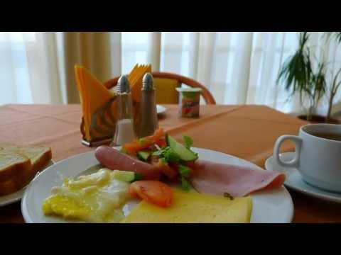 Breakfast Petro Sport Hotel St Petersburg Russia