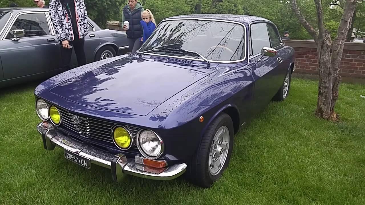 1972 alfa romeo 2000 gtv - youtube