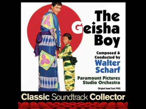 Download Tokyo Bound / Over Japan - The Geisha Boy (Ost) [1958]