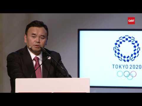 "Keynote ""Tokyo 2020, UPDATES"""