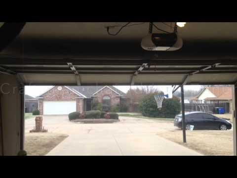chain drive vs belt drive garage door openerCraftsman Chain Drive vs Liftmaster Belt Drive  YouTube