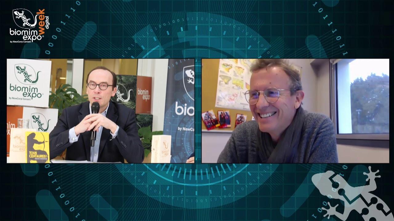 Salon Biomim' Expo : Entretien Grand angle