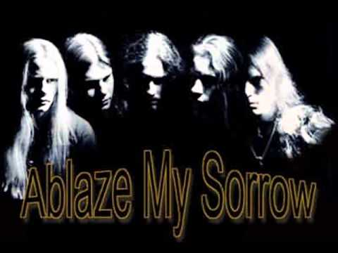 Ablaze My Sorrow - Mournful Serenade (Lyrics)