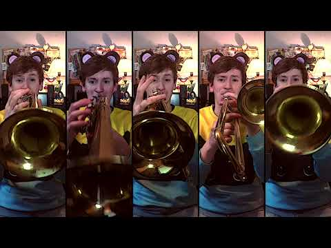 Arthur Theme (Believe in Yourself) for Brass Quintet