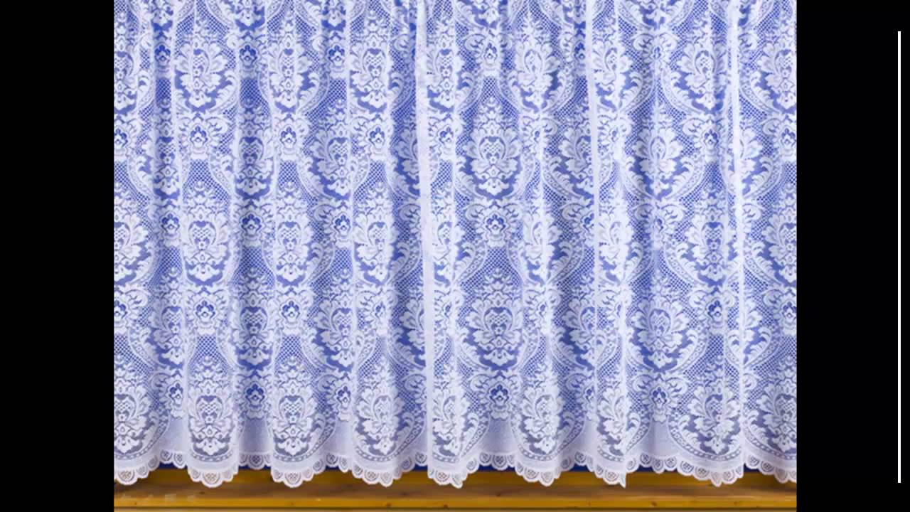 Net Curtains  Ready Made  Made To Measure UK  YouTube
