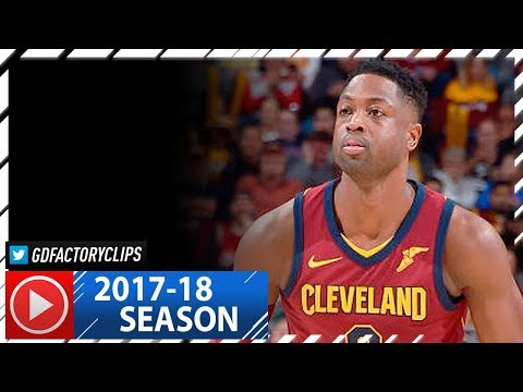 Dwyane Wade Full Highlights vs Bulls (2017.10.24) - 11 Pts off the Bench!