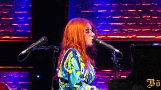 Tori Amos Brussels May 28th  2014 Not the red baron