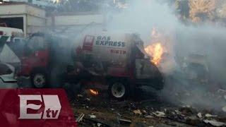¡IMPRESIONANTE! Explosión en Hospital de Cuajimalpa  / #HospitalMaternoInfantil