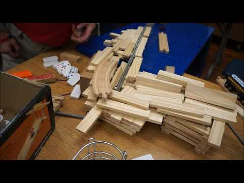 Rube Goldberg Activities at Jim Thorpe Fundamental in Orange County, CA