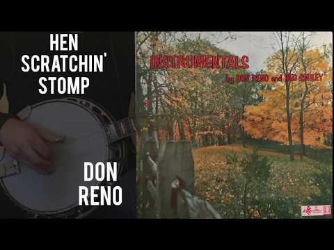 Hen Scratchin' Stomp - Don Reno (tabs in description)