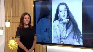 Föräldrarna till döda Ebba skickar en hälsning till hela svenska folket  - Nyhetsmorgon (TV4)