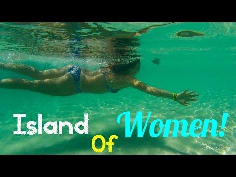 Isla Mujeres, Island of Women, Cancun Mexico
