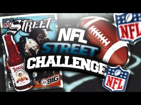 NFL STREET 2 HOT SAUCE FORFEIT! EA SPORTS IS WASTE!!