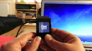 i´m Watch Firmware Update installieren 720p German