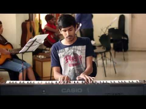 Phir Mohabbat (Murder 2) Piano Cover By likhith ( Rock On)