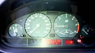 Ralenti instable BMW 320 cd e46 2005 150cv.