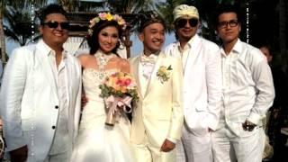Ruben Onsu-Wenda Tan Resmi Menikah